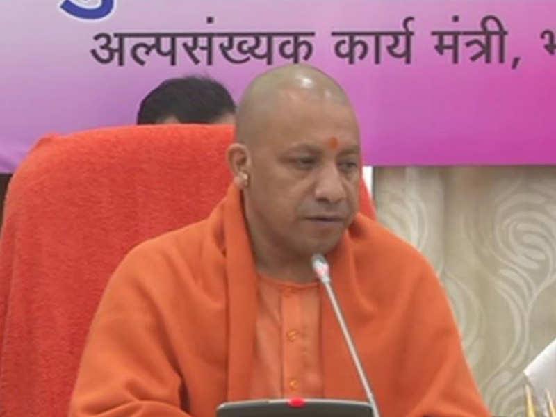 UP CM Yogi Adityanath for modern education in madrassas, Sanskrit schools - Times of India