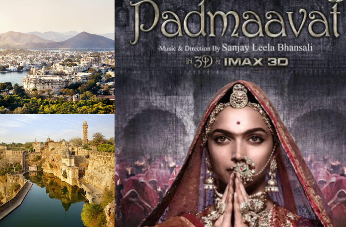 Ban on Padmaavat movie has become a boon for Rajasthan tourism