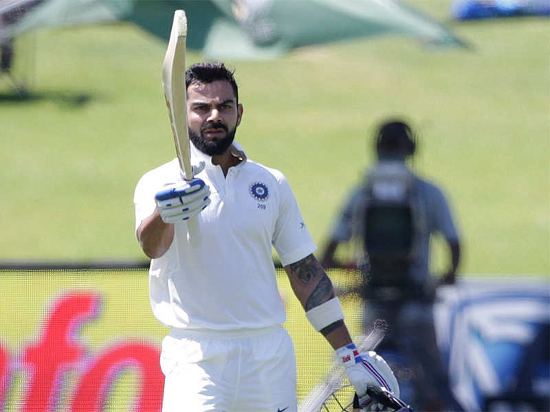 Kohli second Indian to reach 900-point mark in ICC rankings - Times of India