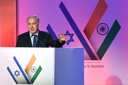 Netanyahu backs India's right to hit terror hideouts across LoC - Times of India