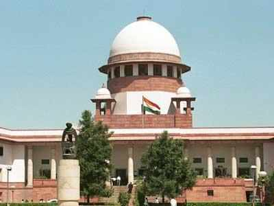 PILs mount pressure on SC to telecast live very important cases - Times of India