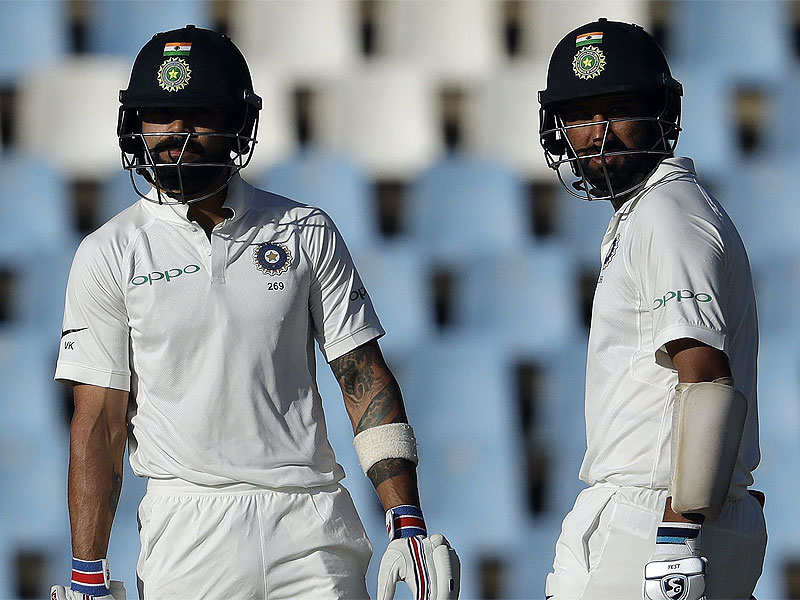 Indian batsmen lacked stomach for fight at Centurion: Srikkanth - Times of India