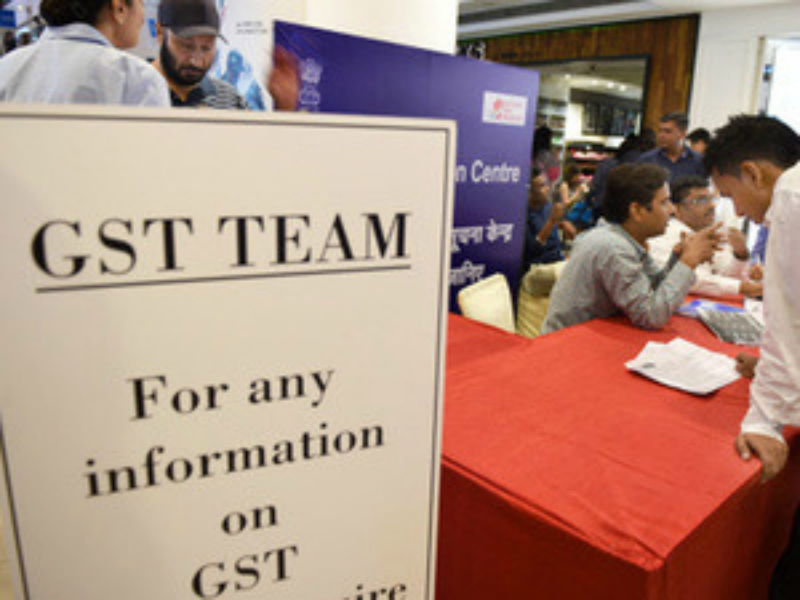 Government banks on two tools to crack whip on GST evaders - Times of India