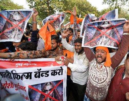 Supreme Court firmly refuses to hear another plea against 'Padmaavat', says maintaining'law and order is government job, not ours'