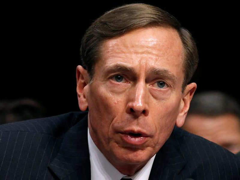 I have never once heard the term 'Indian state-sponsored terrorism': Former CIA director David Petraeus