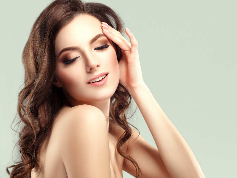 Beauty Tips For Women Above 40 Times Of India