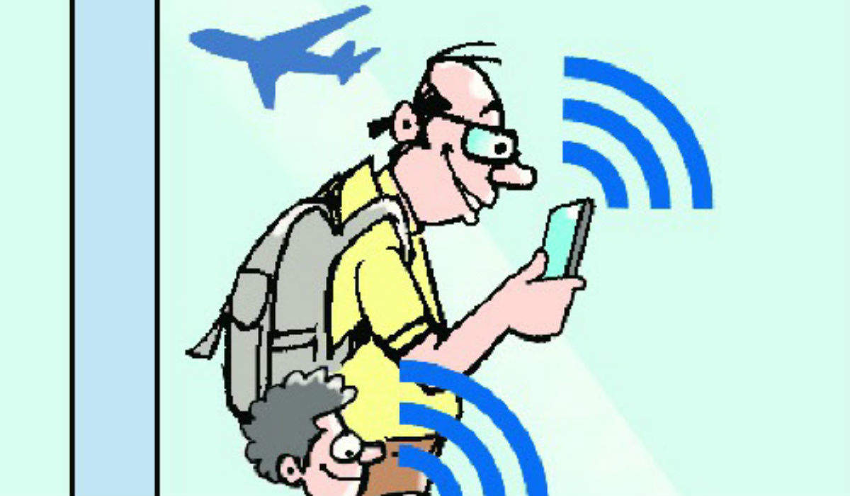 TRAI recommends phone calls, internet services in Indian, international flights
