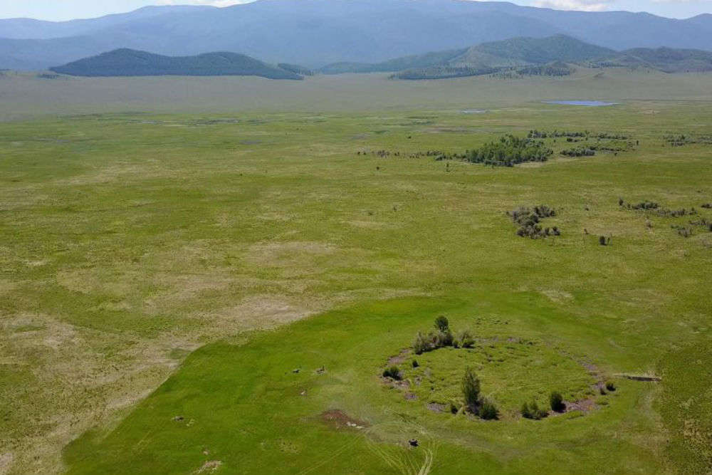 Massive tomb of a Scythian prince unearthed by archaeologists in Siberia