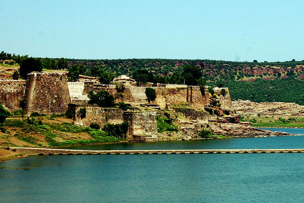 Like Chittorgarh Fort, Gagron Fort is a tourist spot in Rajasthan where royal women committed jauhar
