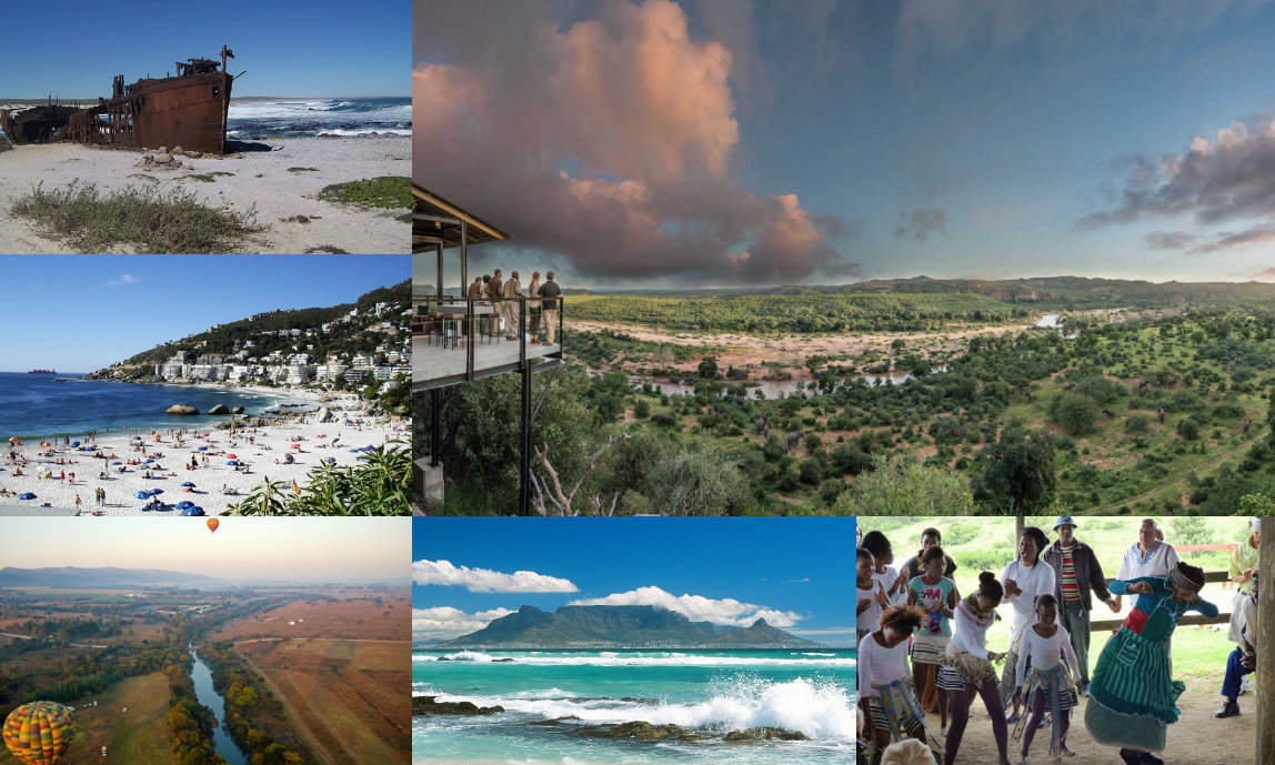 South Africa, celebrity travel and Bollywood go hand in hand!