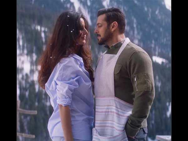Tiger Zinda Hai Crosses Rs 250 Crore Mark Here Is The: 'Tiger Zinda Hai' Box-office Collection Week 5: Salman