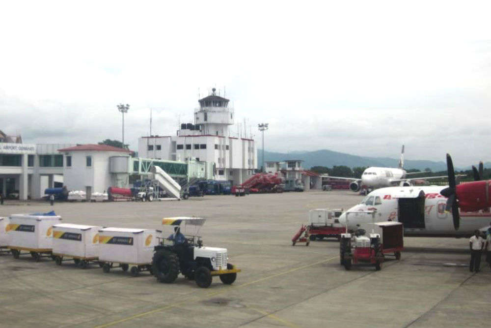 Guwahati Airport – 1,232 crore INR to be spent for the infrastructure of new terminal