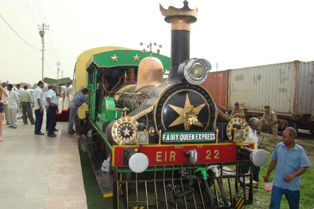 Indian Railways plans to re-introduce vintage steam engines for public