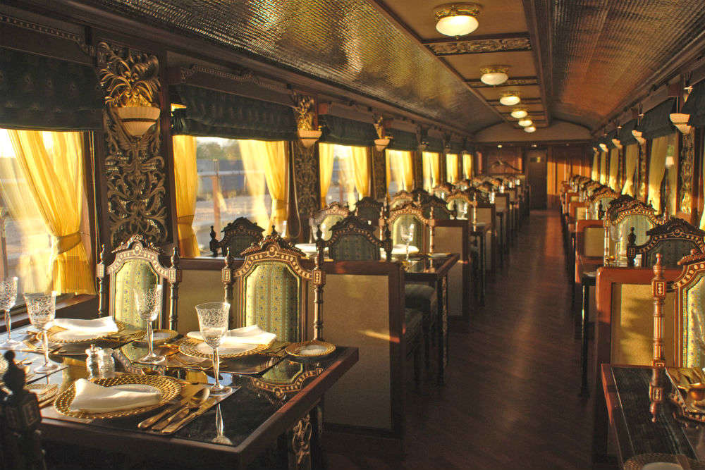 Royal trains of Indian Railways are now earning like a pauper