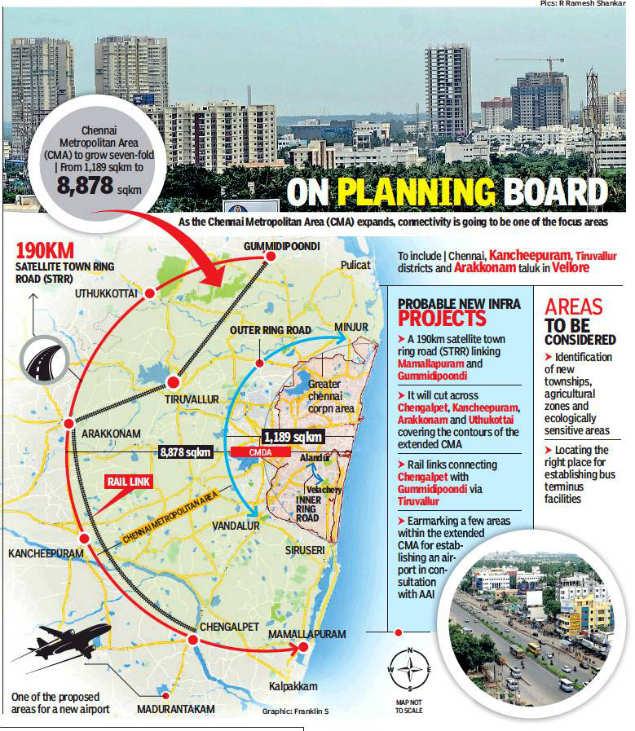 Chennai Metropolitan Development Authority: Govt set to dust out old
