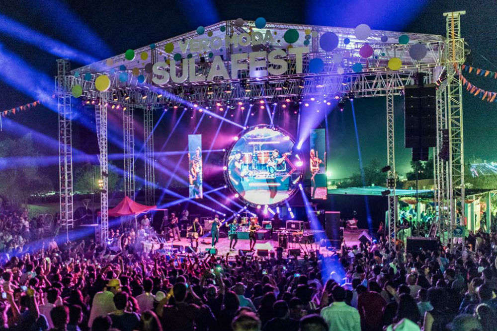 Sula wine festival 2018 – a weekend of music, food and wine