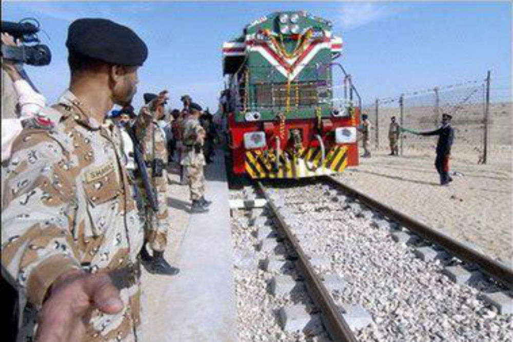 India-Pakistan rail link to resume with Thar Link Express
