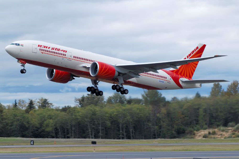 Air India Fly For Sure offer to allow same day flight change to passengers