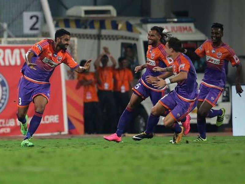 ISL Live Score: FC Pune City vs Kerala Blasters - The Times