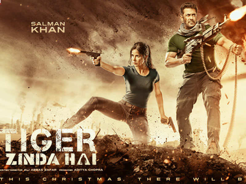�tiger zinda hai� boxoffice collection total till date