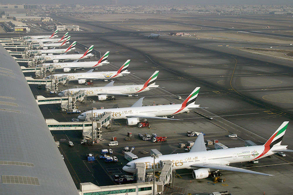 Dubai airport maintains its top spot for international passengers