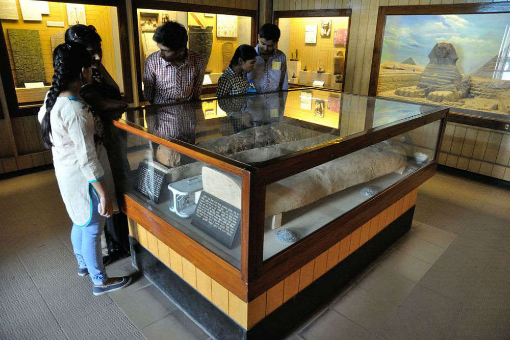 India and Egypt collaborate to help preserve Egyptian mummies in Indian museums