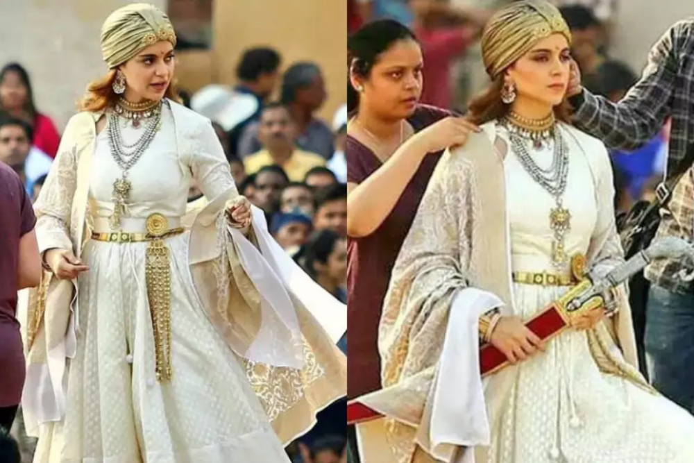 Kangana Ranaut's 'Manikarnika' movie is being shot in popular tourist spots of Rajasthan