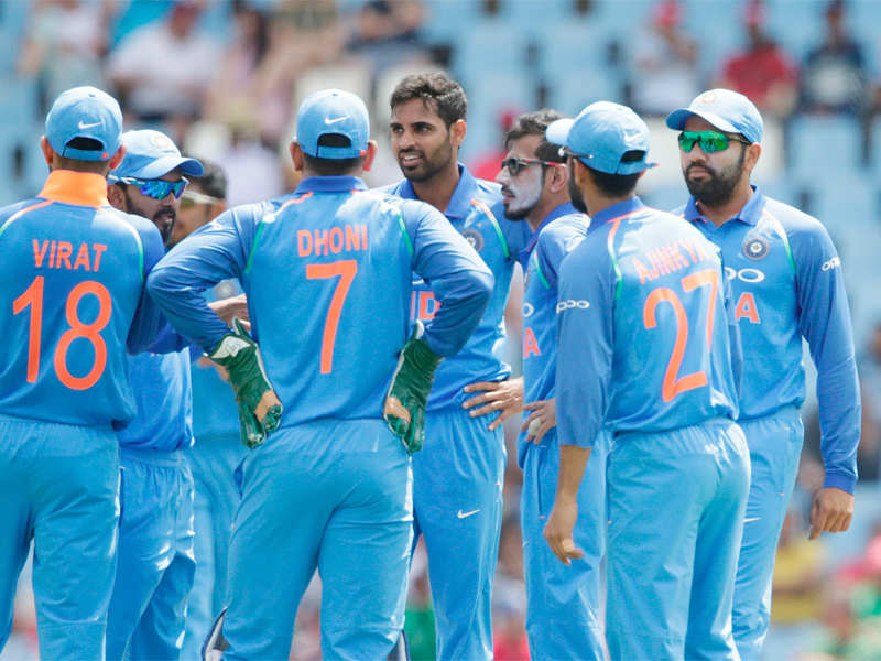 Indian Cricket Team Leaves For South Africa: India Vs South Africa 2018: Indian ODI Team Now Has X