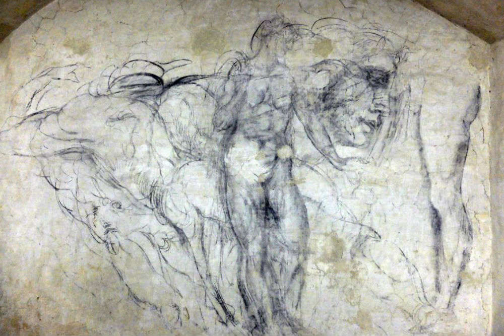 Michelangelo's room – come 2020, Florence will allow visitations in this secret chamber