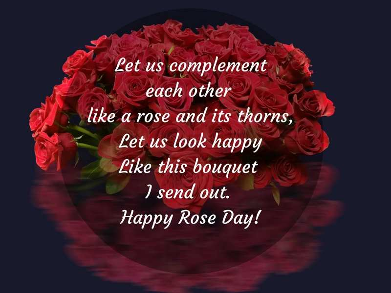 Happy Rose Day 2018 Wishes Love Quotes Sms Es Whatsapp Status