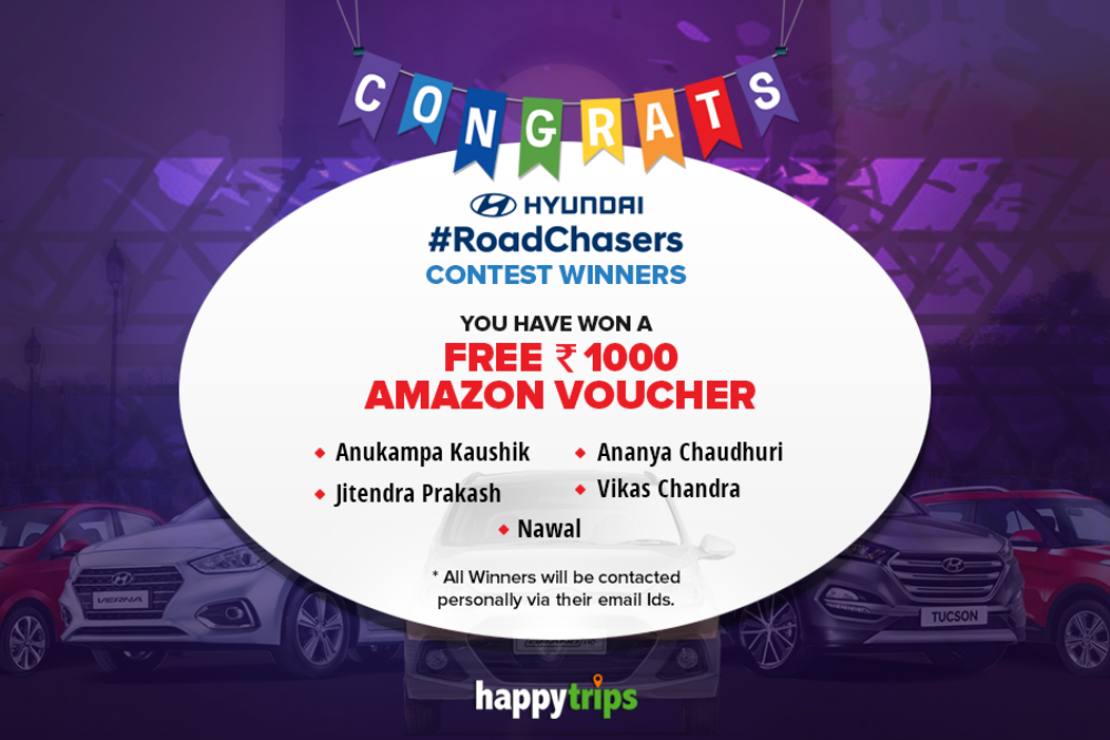 Big Wins & Contest Winner Announcements As RoadChasers Come To A Close