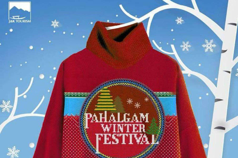Pahalgam Winter Festival 2018 to promote culture and heritage of Kashmir