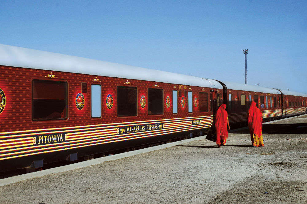 Maharajas' Express is offering a conditional 50 percent discount on twin sharing tickets