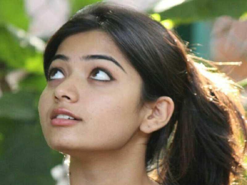 Nithiin Rashmika Mandanna To Play Heroine In Nithiins Upcoming