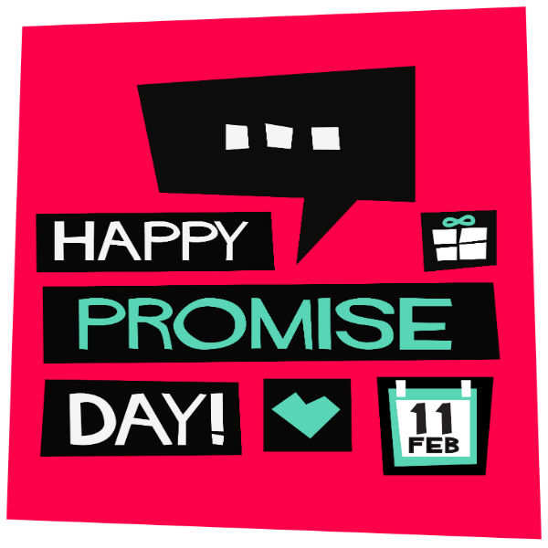 Happy Promise Day 2018 Best Wishes Quotes Whatsapp Status
