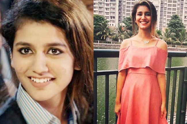 Priya Prakash Photos: Check Most Cute, Hot & Sexy Pics of Priya Prakash  Varrier