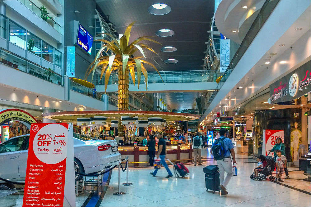 New smart gates at Dubai International Airport Terminal 1 to help speed up passport control services