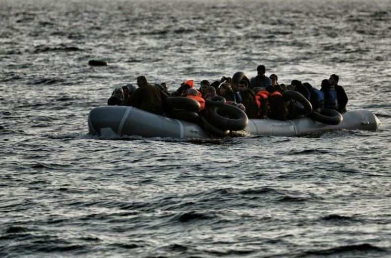 10 migrants bound for Greece missing in Turkish river - Times of India
