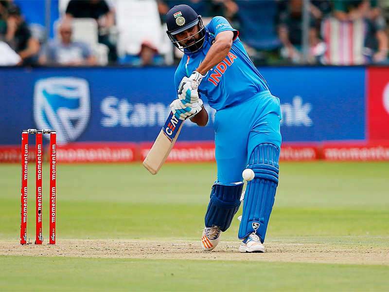 5th ODI: Rohit Sharma returns to form, slams 17th ODI century - Times of India