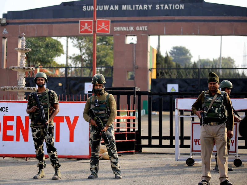 Pakistan-backed terrorists to continue attacks inside India: US - Times of India