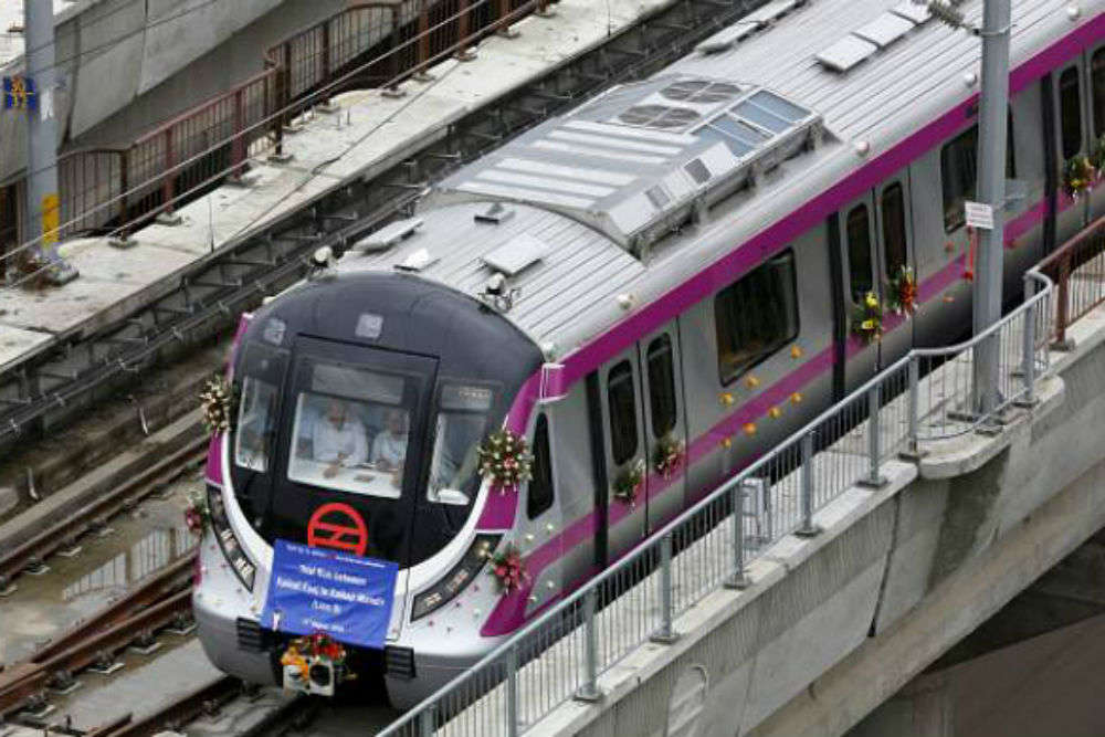 Delhi Magenta Line: Janakpuri West station gets breakthrough to become interchange station