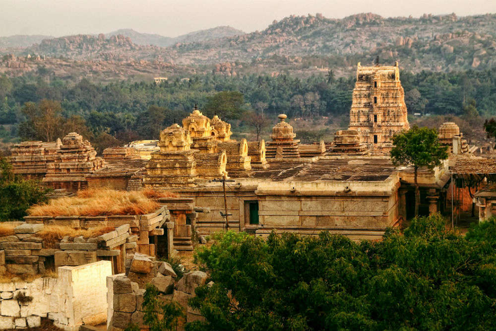 Hampi in Karnataka to be developed as iconic tourism site by Union Government