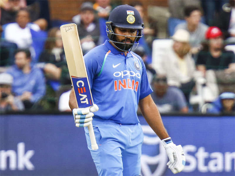 India vs South Africa 2018: Rohit Sharma reveals reason behind quiet century celebration - Times of India