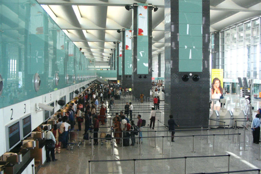 Aadhar cards to replace printed tickets at Bengaluru airport by the end of this year