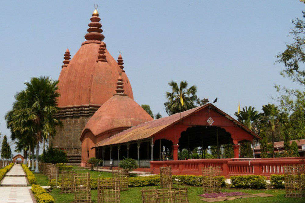 Sivasagar to be transformed into a major tourist destination by Assam government