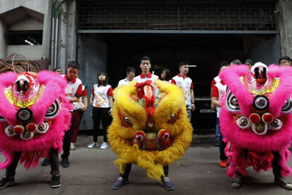 Chinese New Year celebrations in Kolkata – an extravaganza to welcome the Year of the Dog
