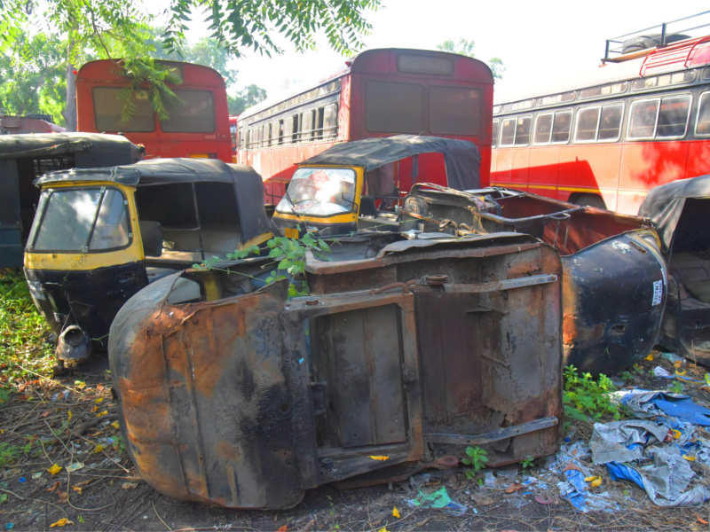 vehicle scraping policy: Policy to scrap 15 yrs old vehicles ...