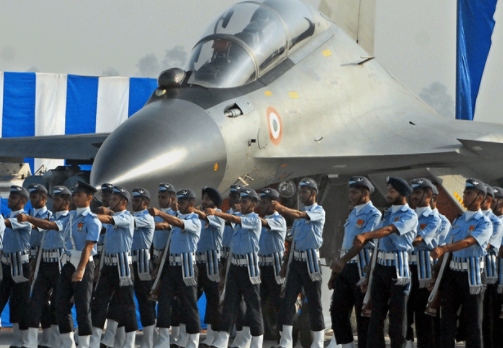 Indian Air Force Group X And Y Admit Card