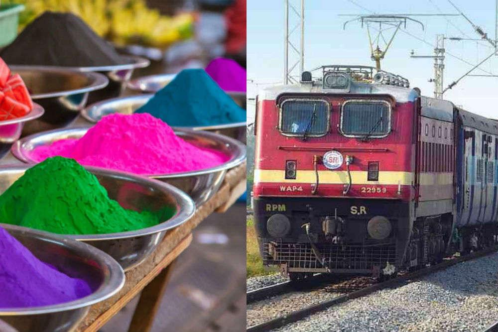 Gorakhpur - Mumbai Holi Special Train introduced to manage Holi rush
