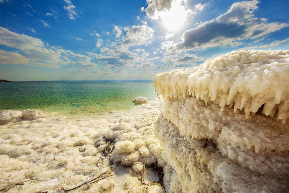 Slow disappearance of Dead Sea raises alarm
